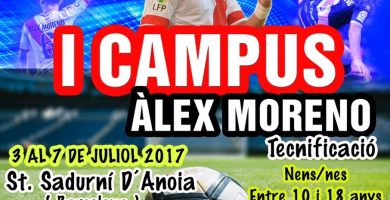 Campus Álex Moreno 2017